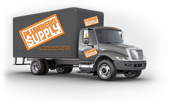Plumbers Supply Truck